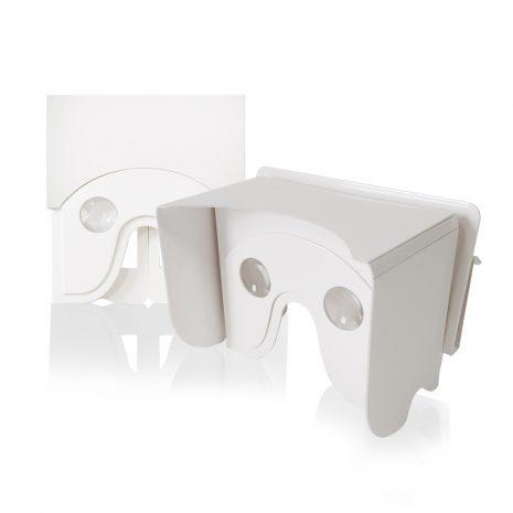 VR cardboard bril